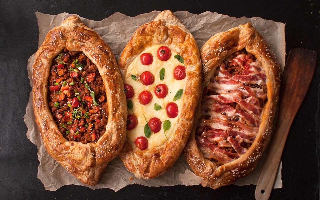 Pide - Turkish food