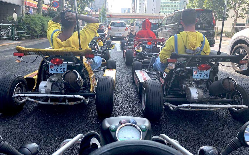 go karting tokyo
