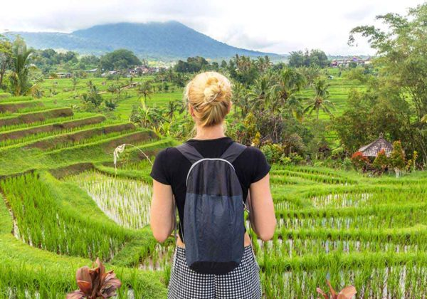 best daypack woman in bali