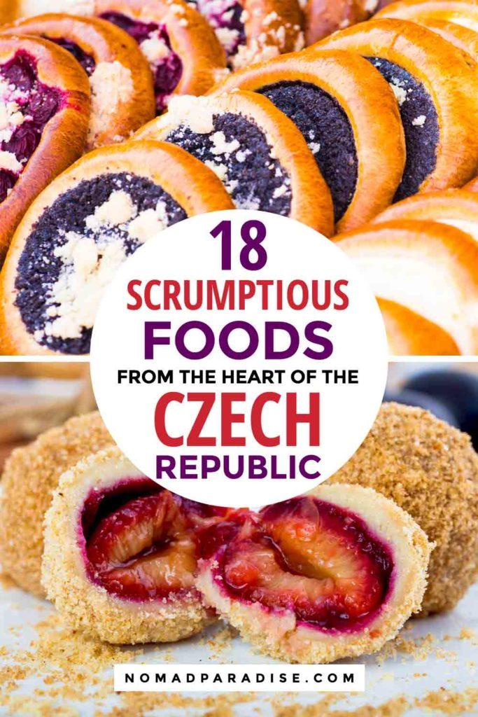 Popular Czech Food