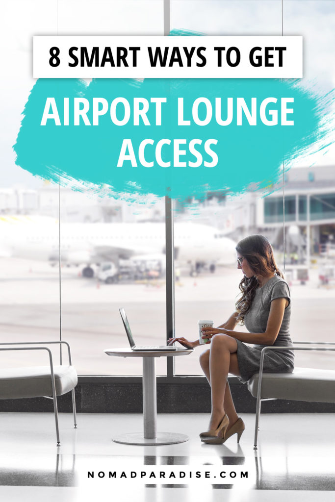 airport lounge access