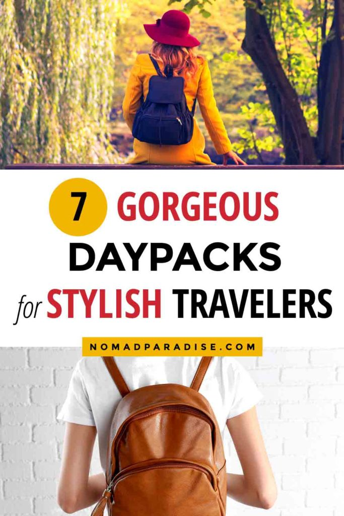 7 Best Daypacks for Travel