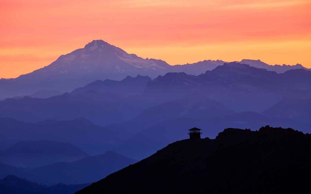 Fire Lookout california bucket list experiences