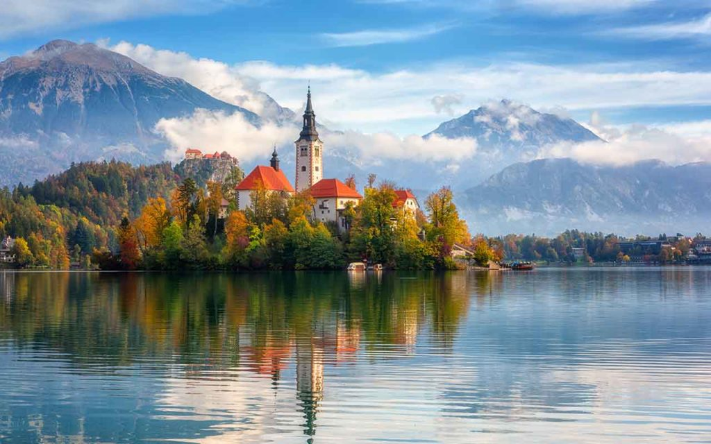 Lake Bled bucket list experience