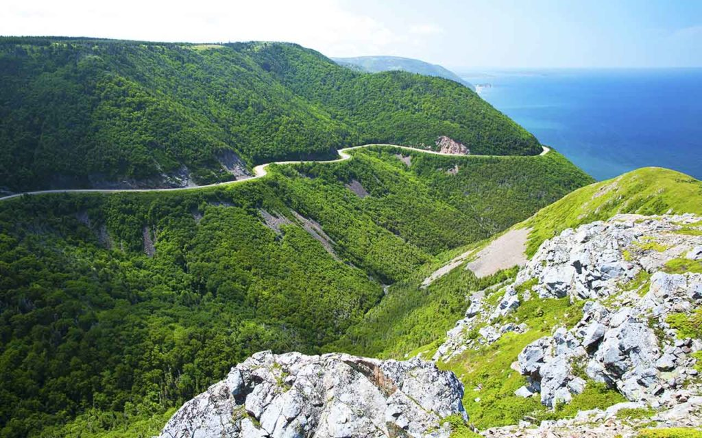 Cabot Trail bucket list experiences