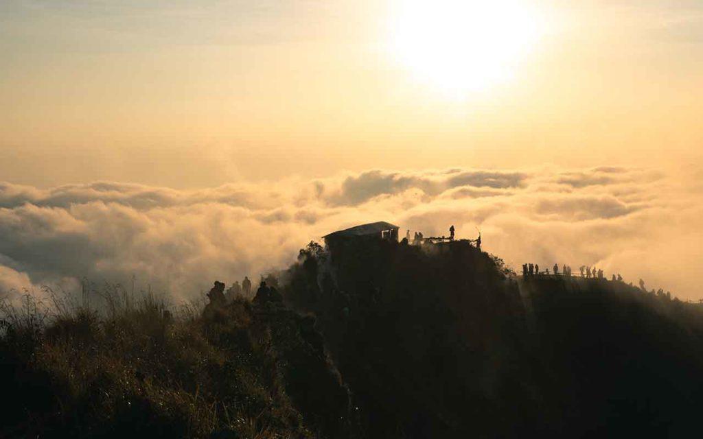 Sunrise Mt. Batur