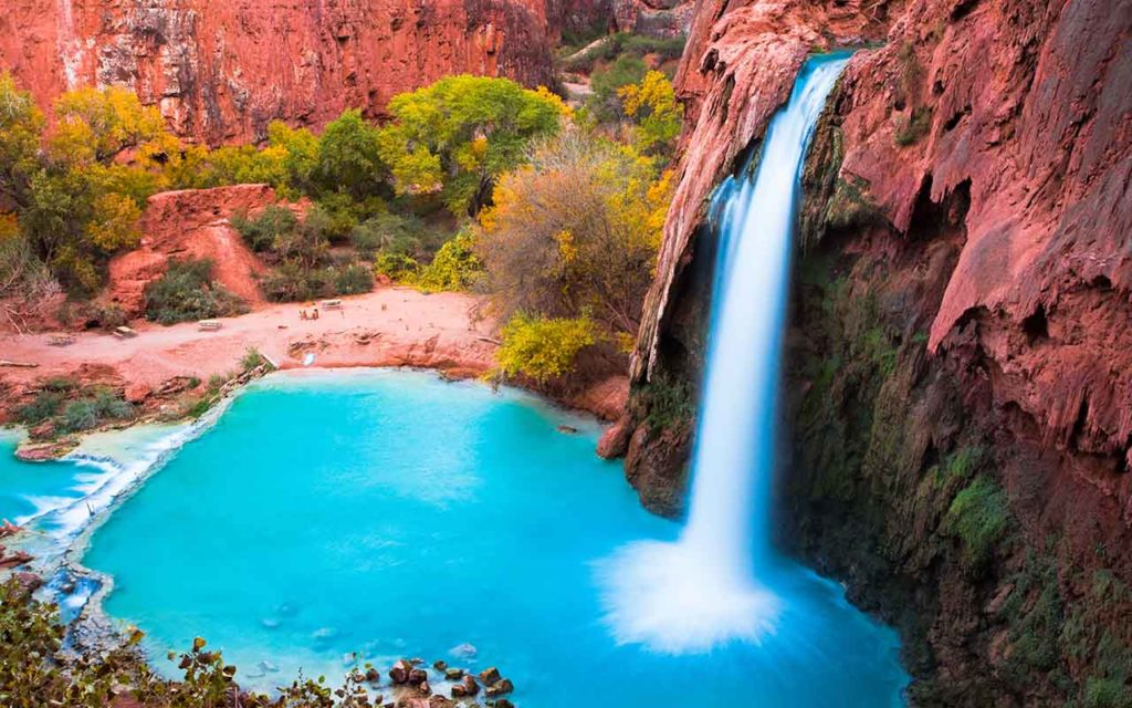 Havasupai Falls bucket list experiences