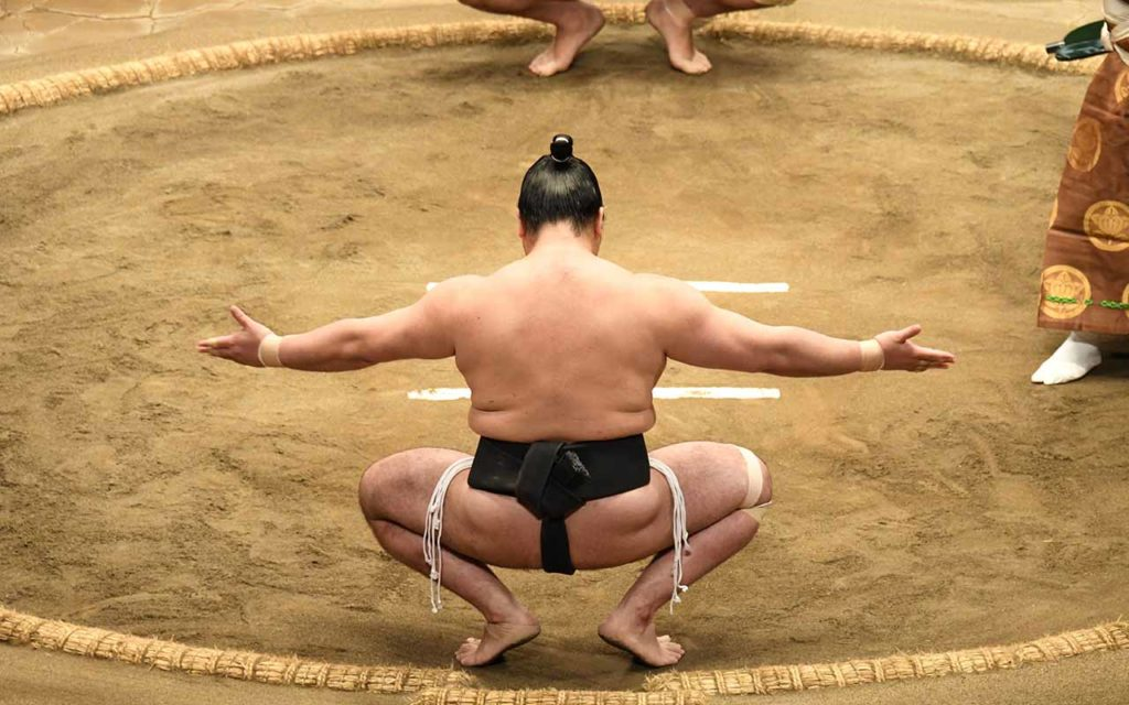 things to do tokyo sumo wrestling