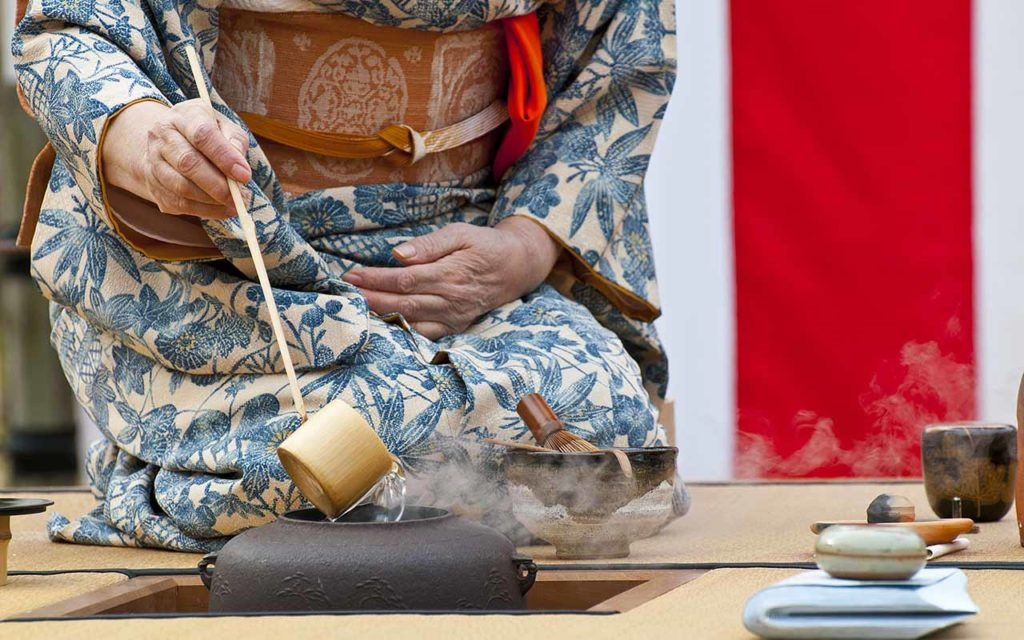 things to do tokyo japanese tea ceremony