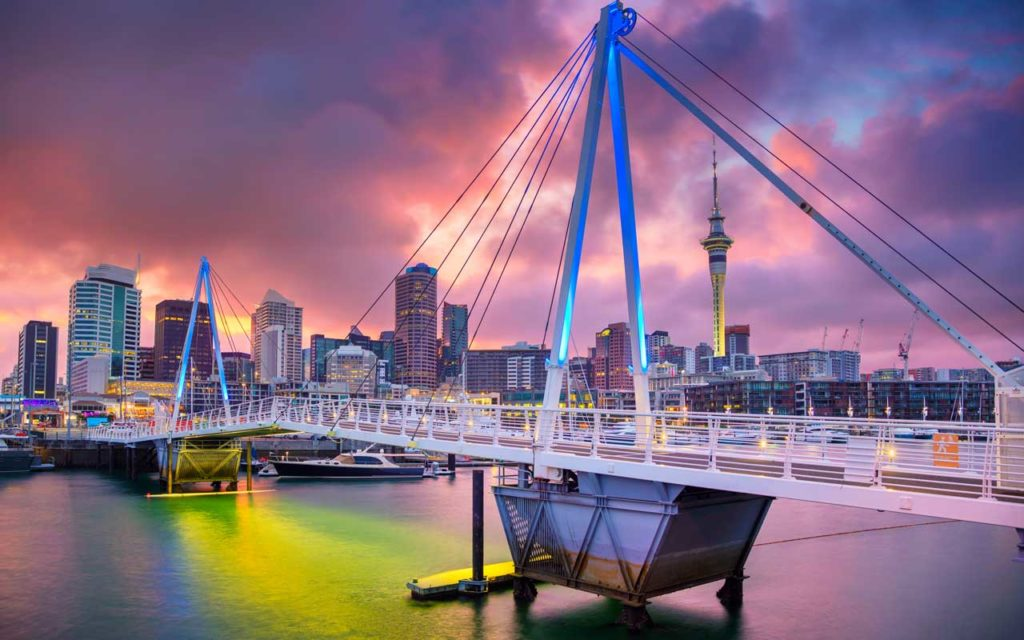 Best Vegan Destination: Auckland, New Zealand