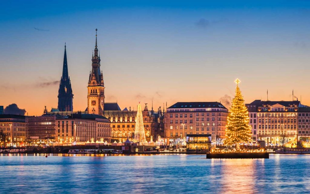Best Vegan Destination: Hamburg, Germany