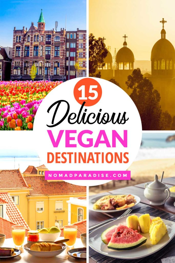 Best Vegan Destinations