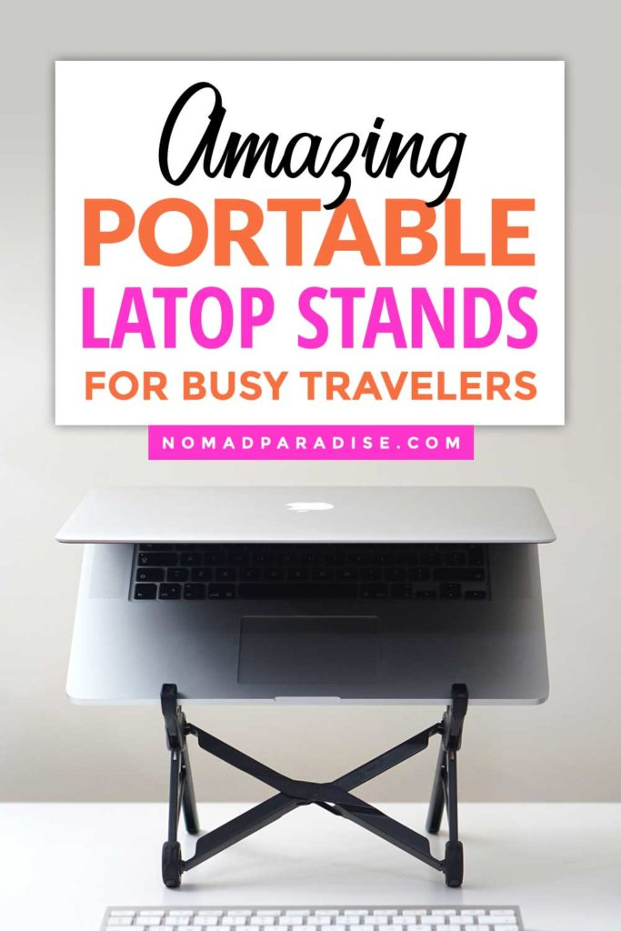 Best Portable Laptop Stands 2020