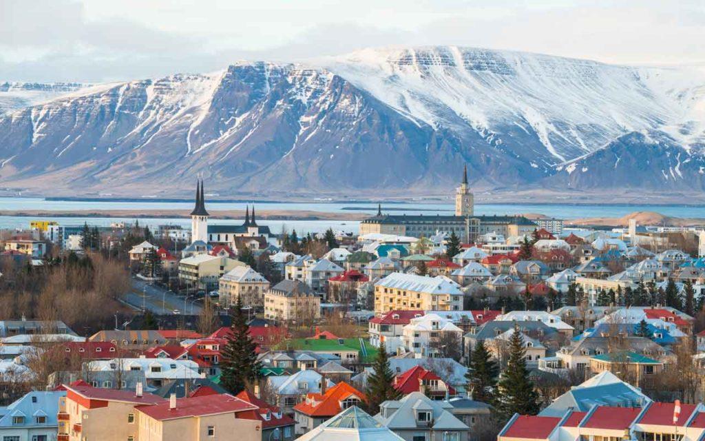 Best Vegan Destination: Reykjavik, Iceland