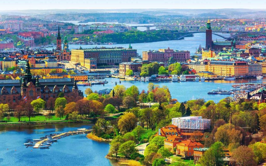 Best Vegan Destination - Stockholm, Sweden