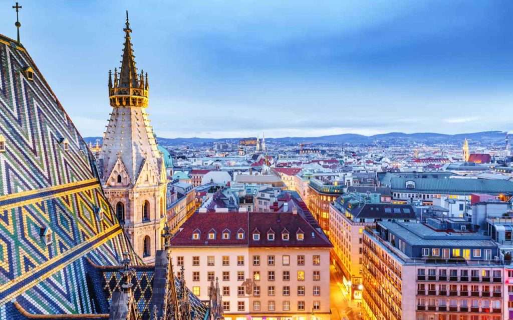 Best Vegan Destination: Vienna, Austria
