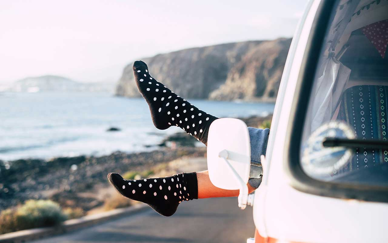 solo road trip safety for females