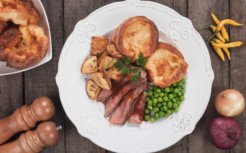 British Foods: Sunday Roast
