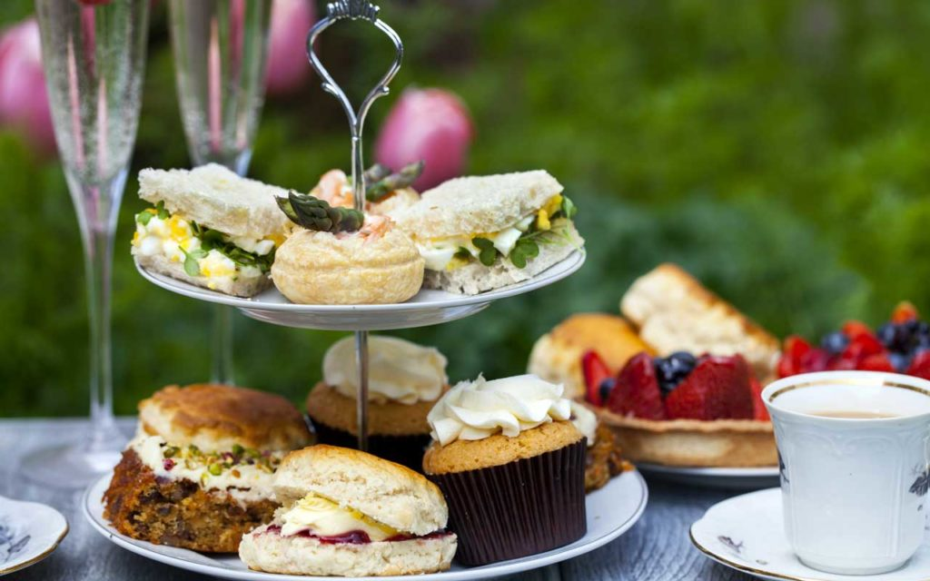 British Foods: Afternoon Tea