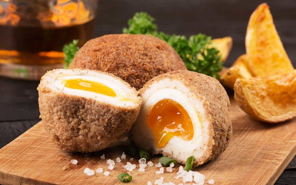 British Foods: Scotch Eggs