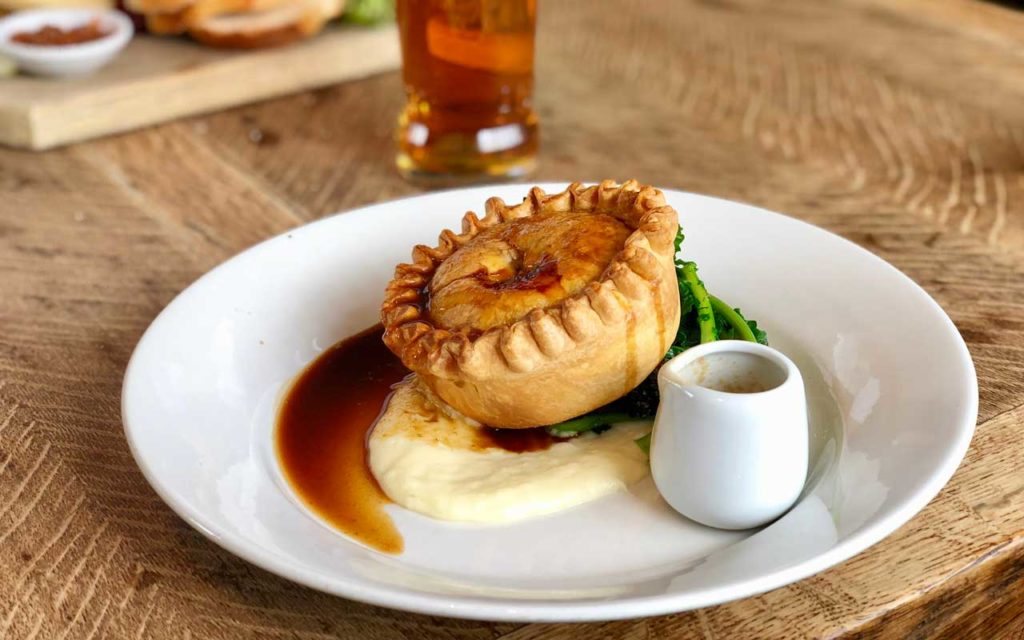 British Foods: Pie and Mash