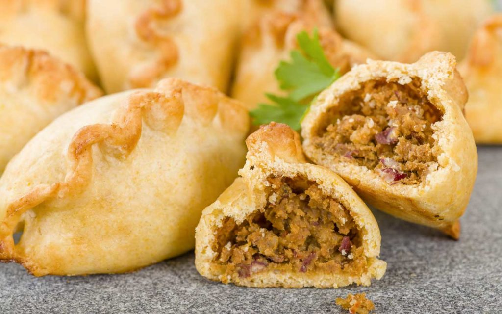 British Foods: Cornish Pasties