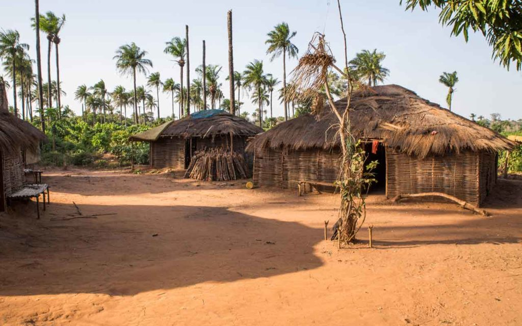 Countries you've never heard of - Guinea Bissau