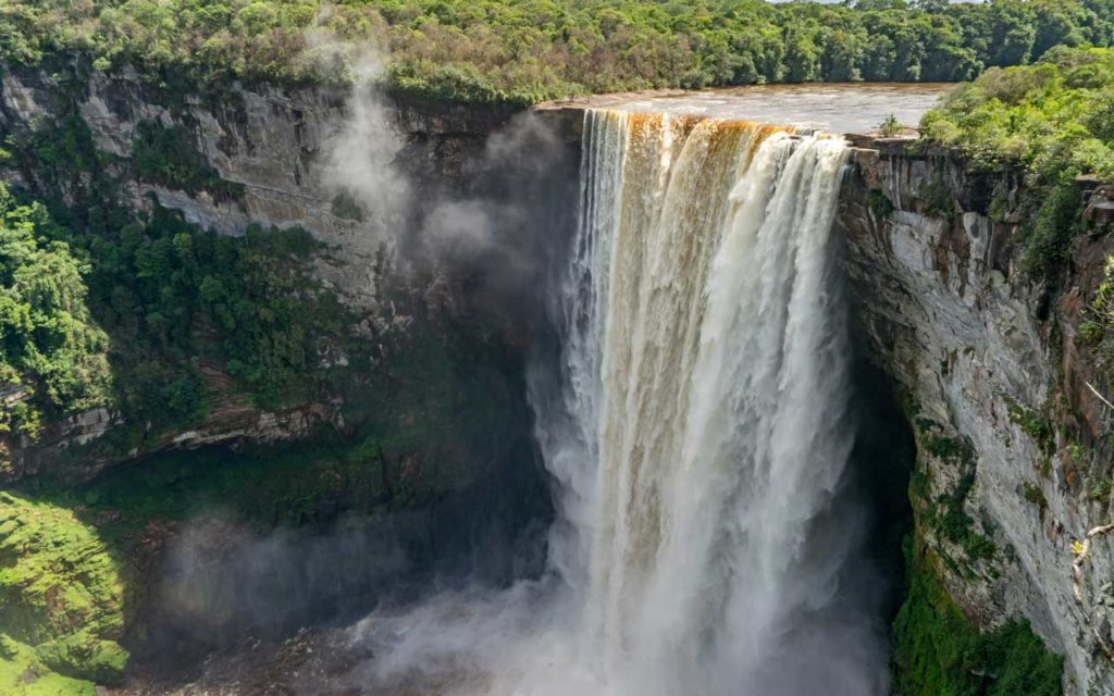 Countries you've never heard of - Guayana