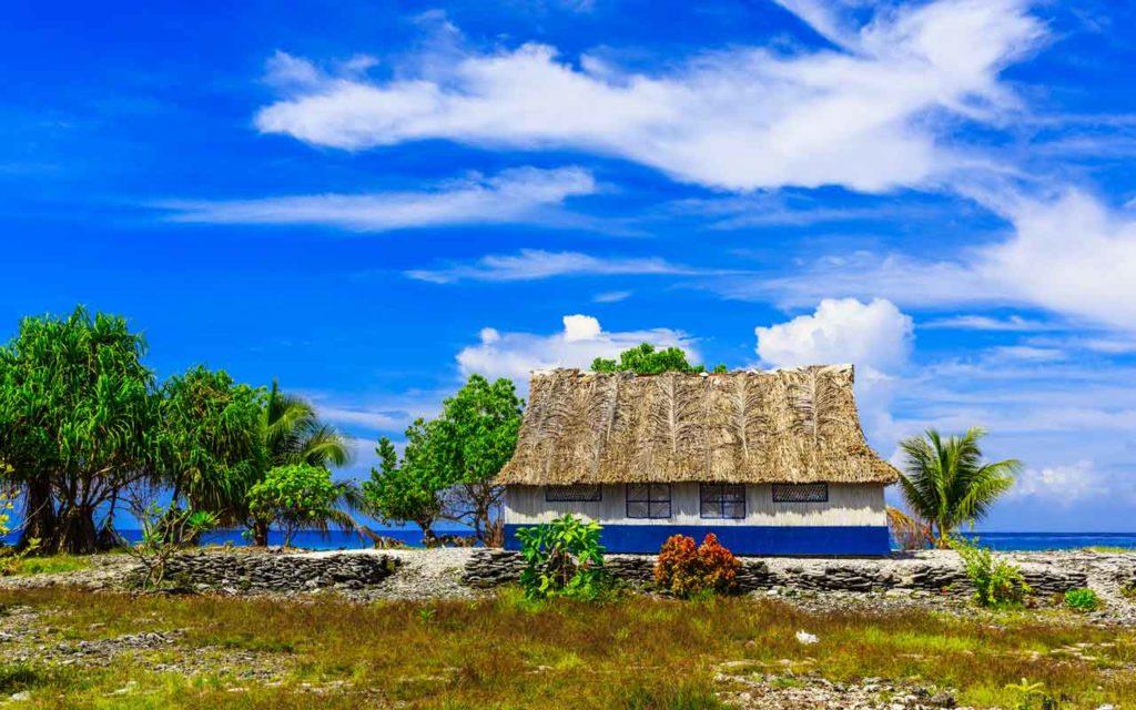 Countries you've never heard of - Kiribati