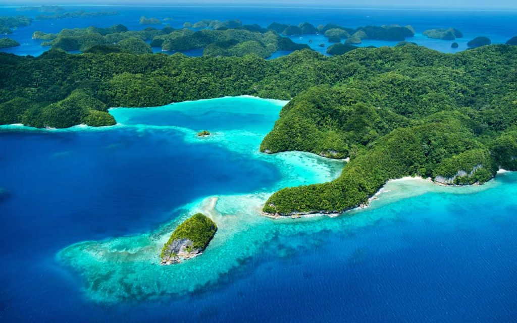 Countries you've never heard of - Palau