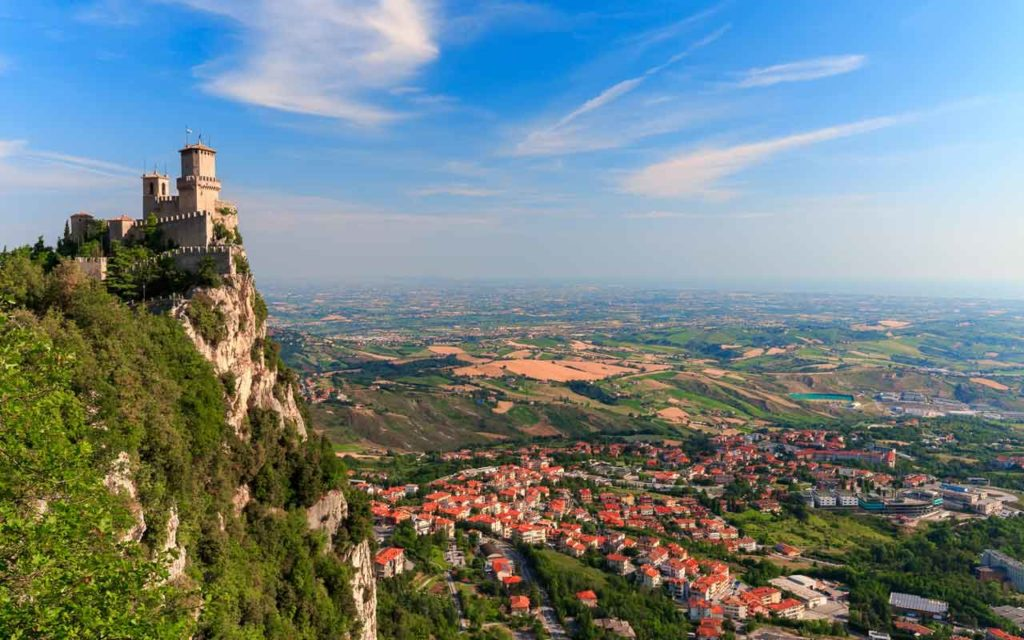 Countries you've never heard of - San Marino