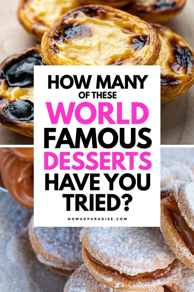 10 Best Desserts in the World