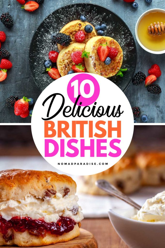 10 Best British Foods to Try in the UK