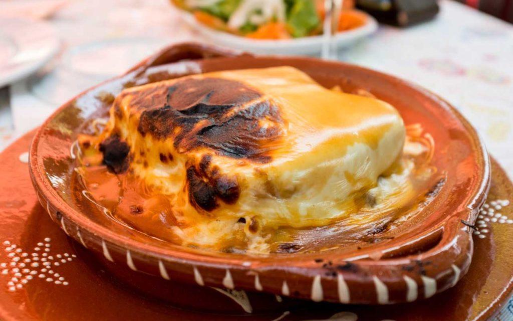 Portuguese Food: Francesinha Sandwich