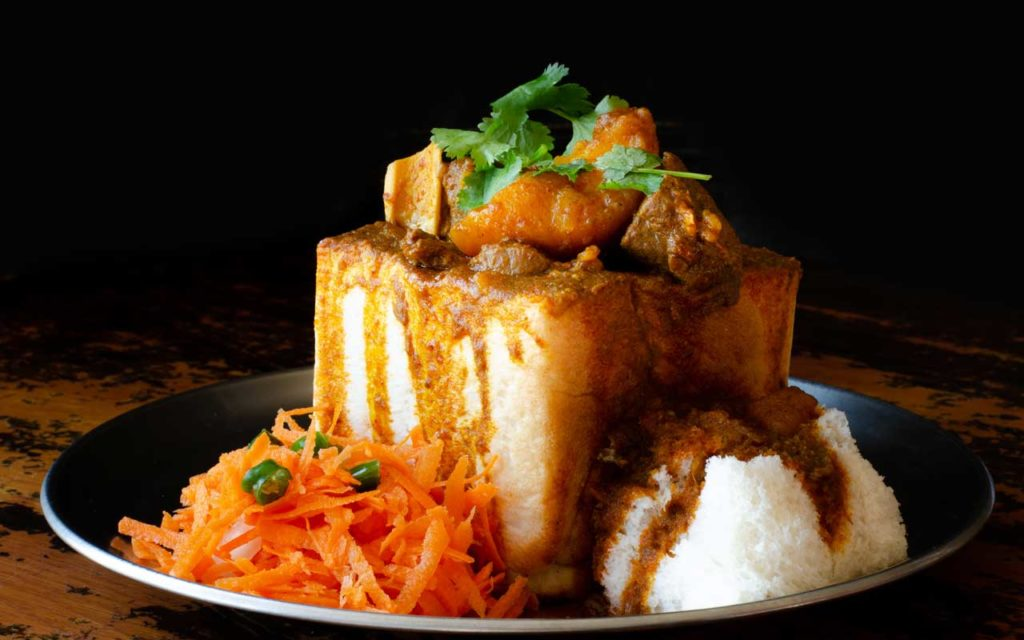 South African Food: Durban Bunny Chow