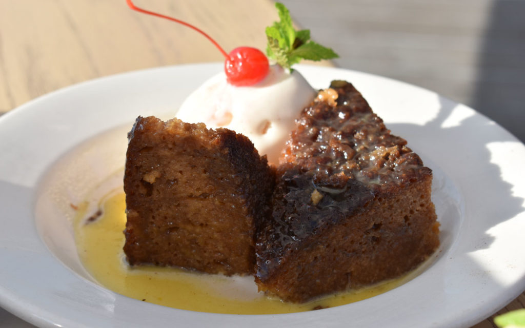 South African Food: Malva Pudding