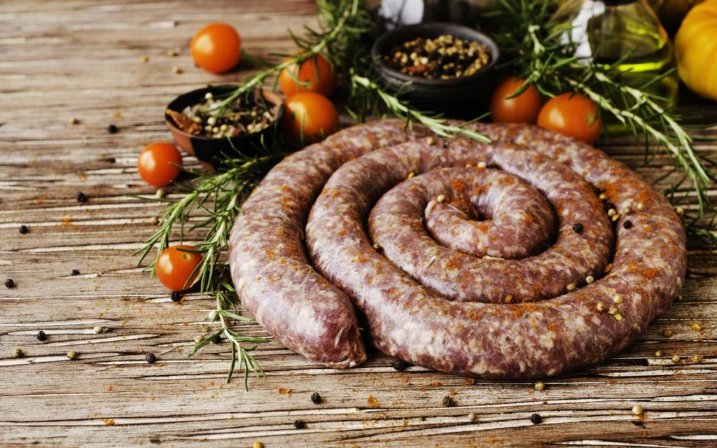South African Food: Boerewors