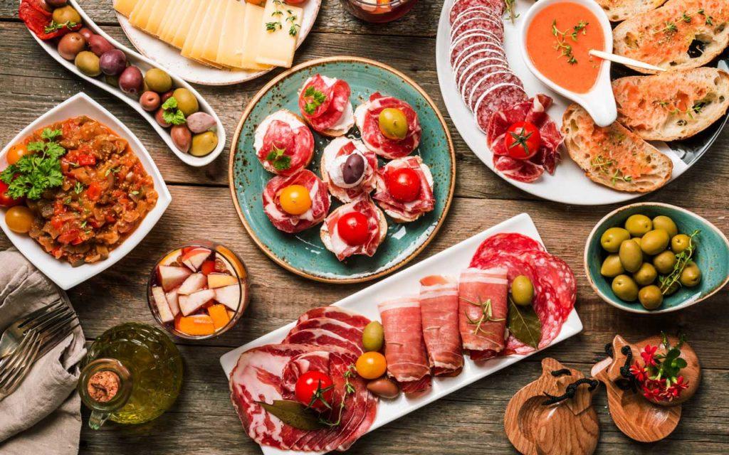 Spanish Foods: Tapas
