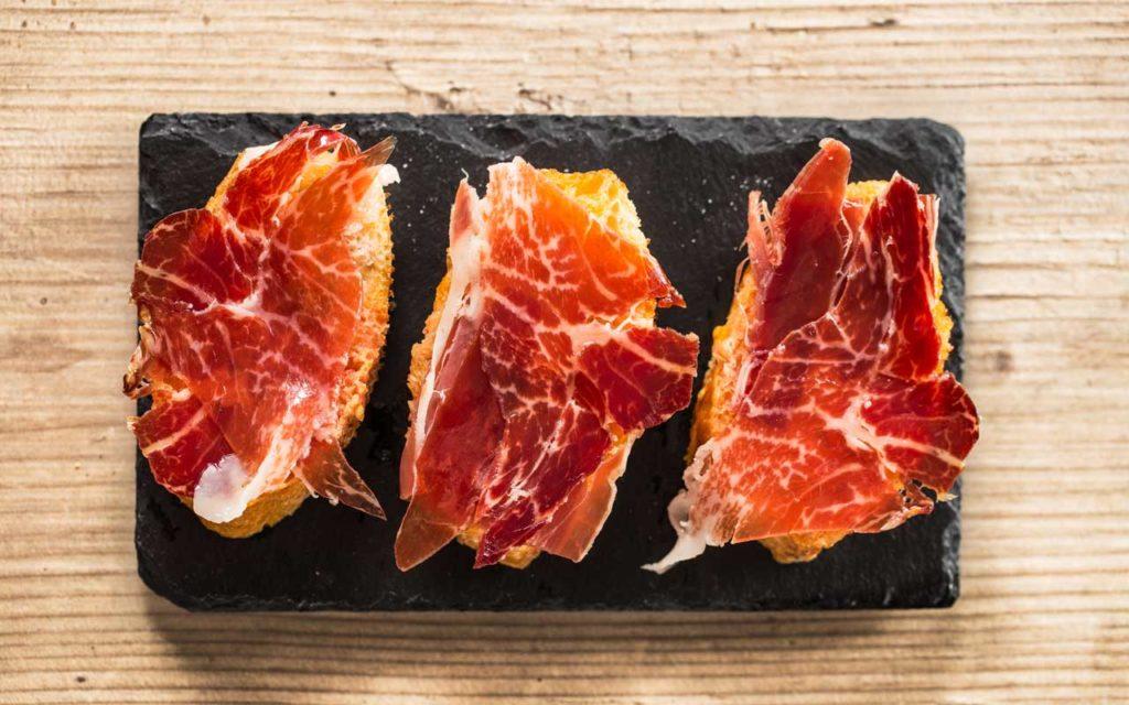 Spanish Food: Jamon Iberico