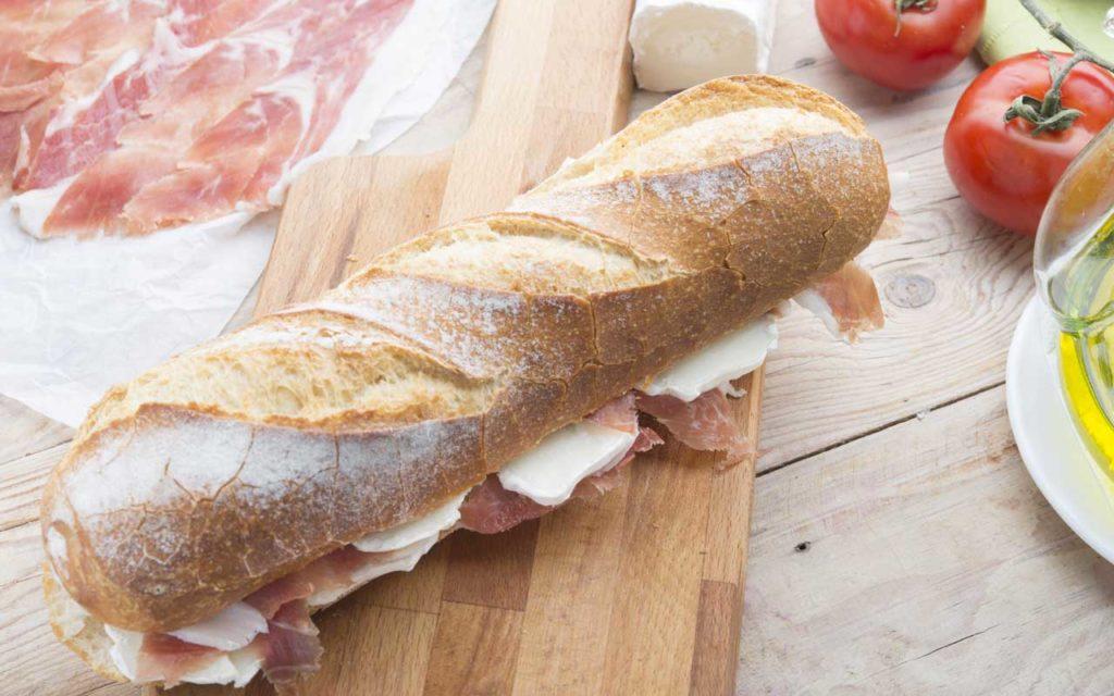 Spanish Food: Bocadillo