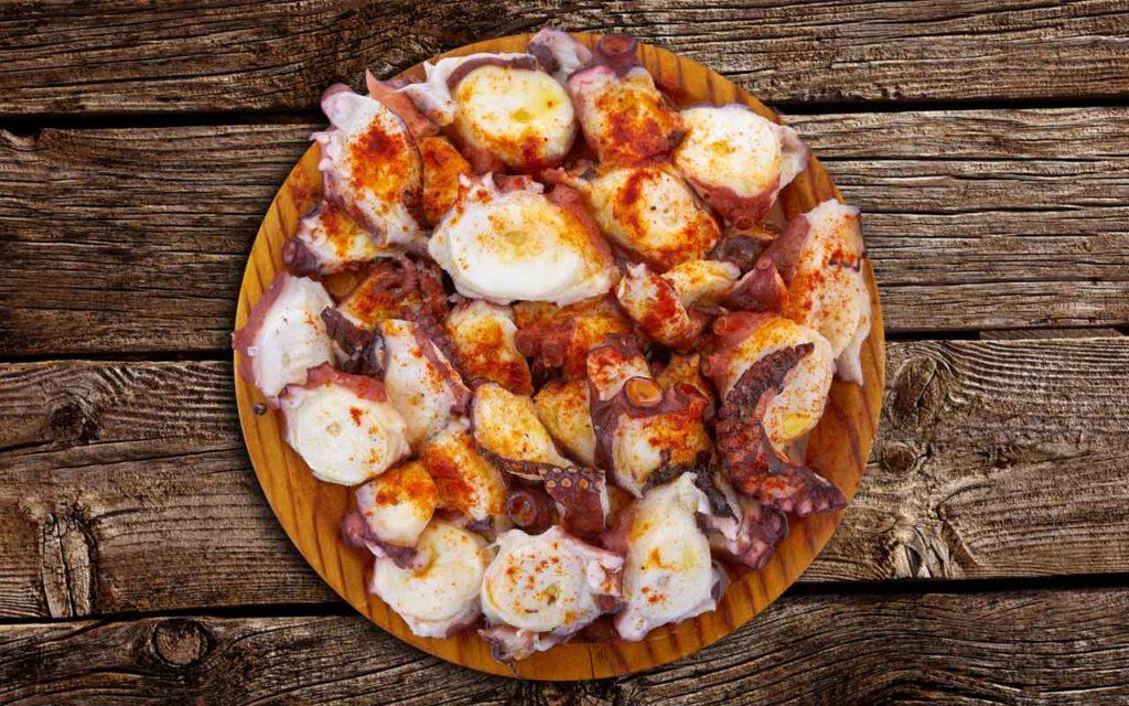Spanish Food: Pulpo a la Gallega (Galician-Style Octopus)