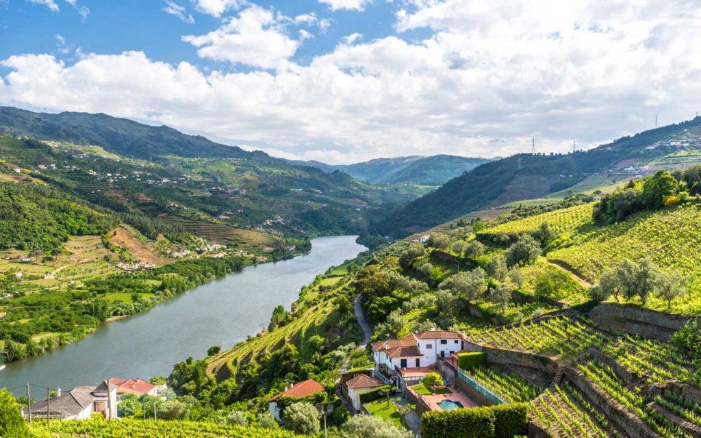 Alto Douro, Portugal