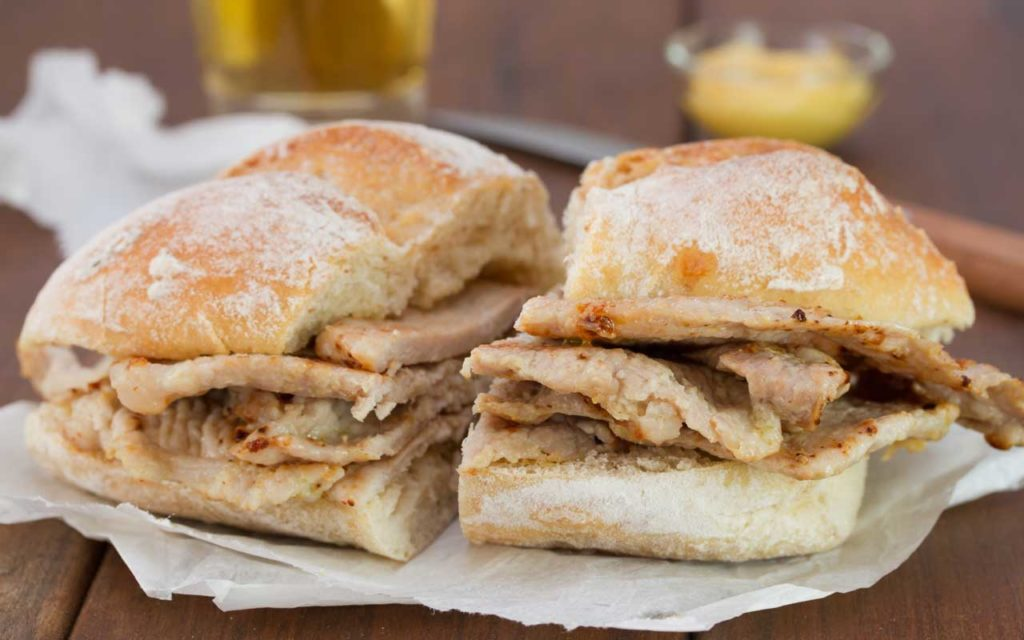 Portuguese Food: Bifanas (Portuguese Sandwiches)