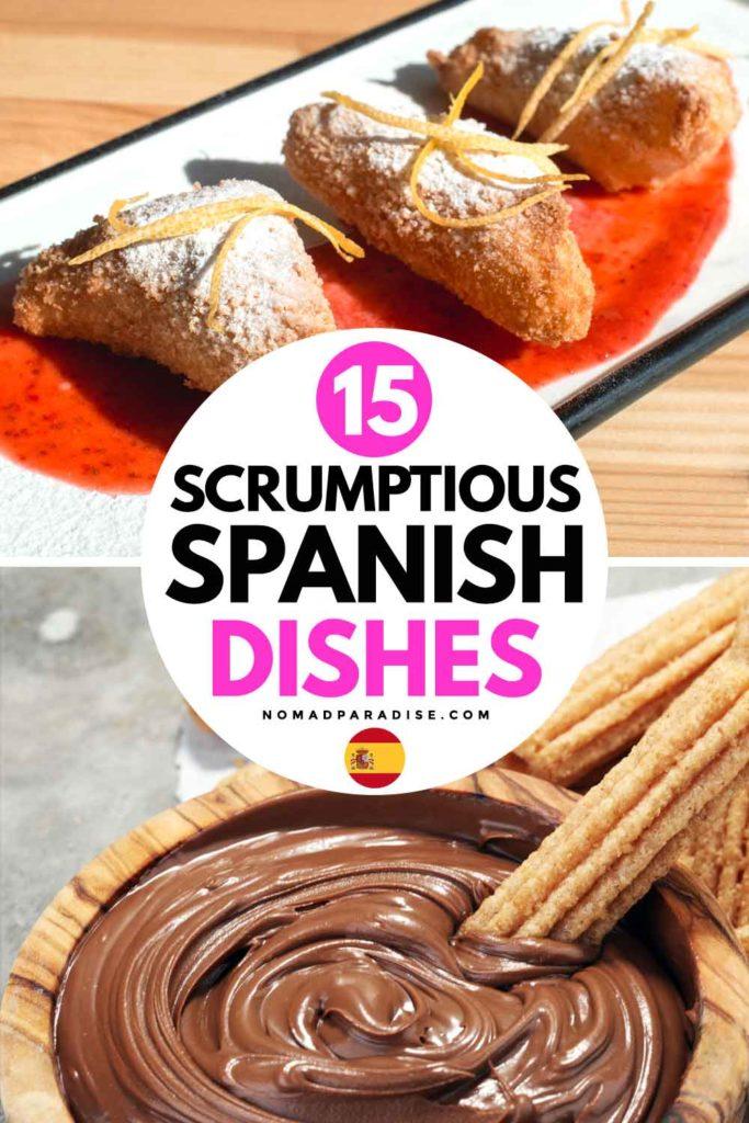 Spanish Food - 15 Scrumptious Spanish Dishes
