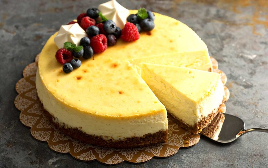 New York Cheesecake Best Desserts in the World