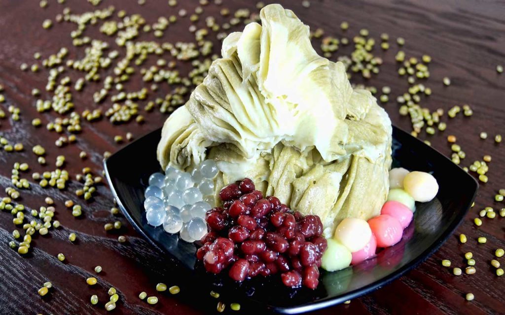 Bingsu Best Desserts in the World