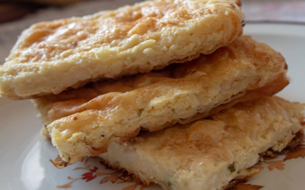 Albanian Food: Byrek – Albanian Pie