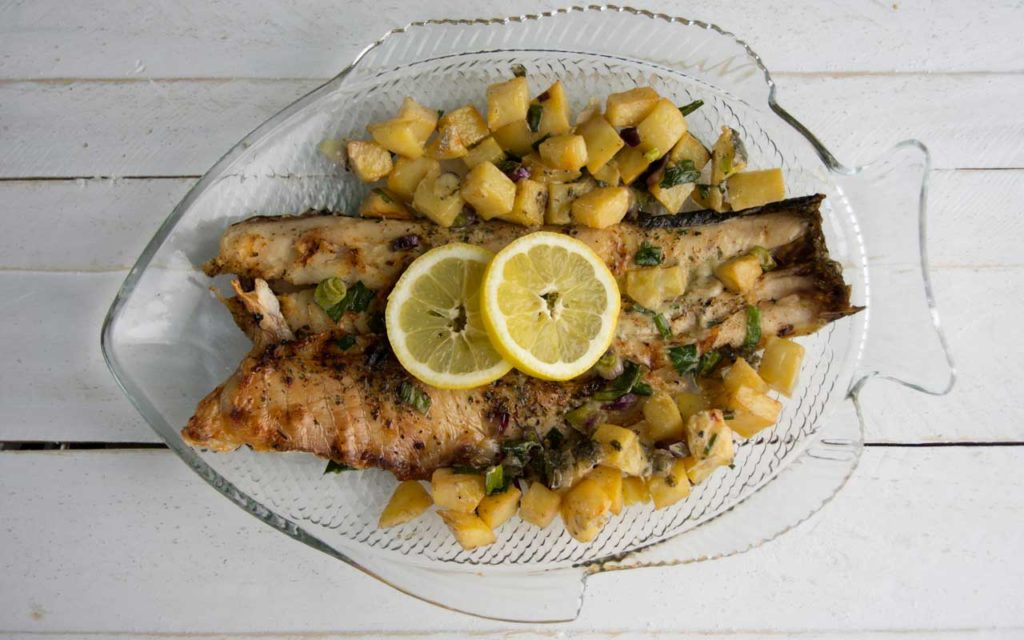 Argentinian Food: Pescado Frito (Fried Fish)