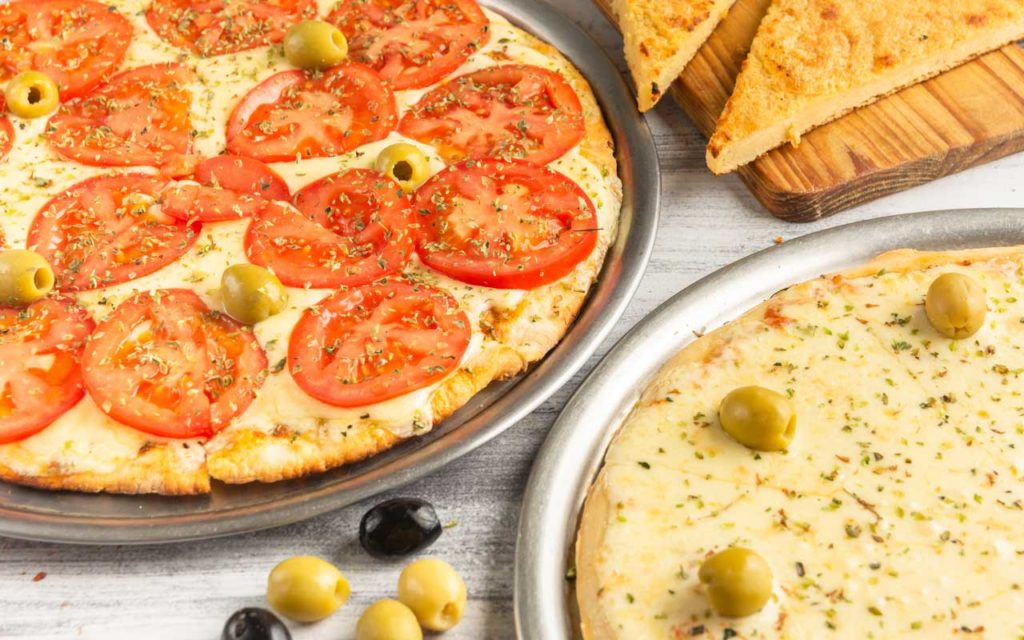 Argentinian Food: Pizza al Molde (Pizza)