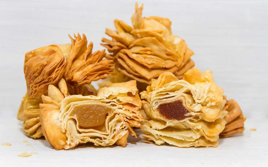 Argentinian dessert: Pastelitos